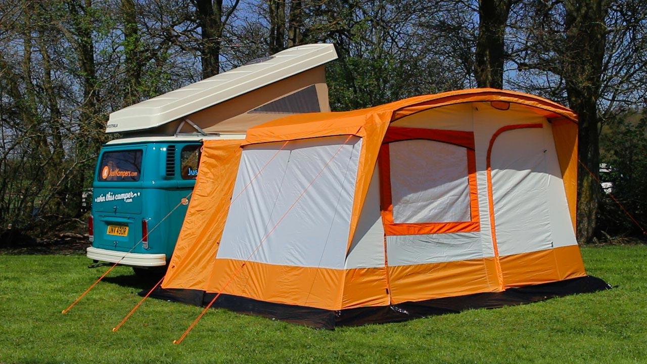 Campershop Retro Awning