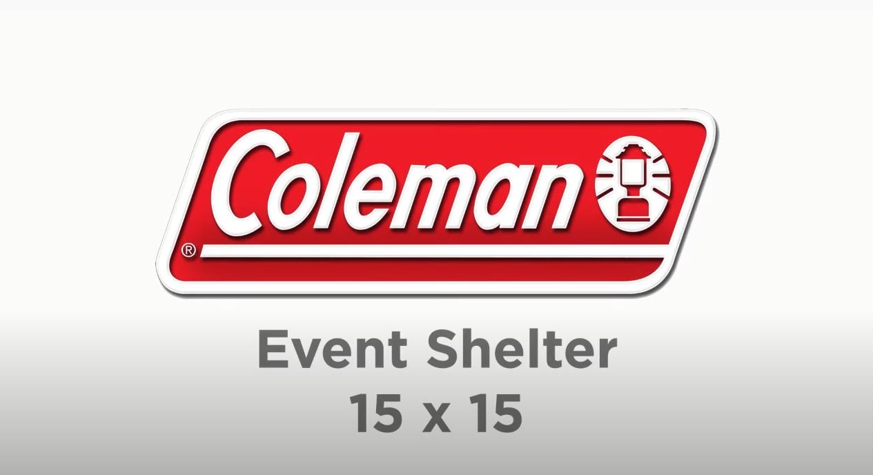 Coleman Event Shelter XL (15x15)