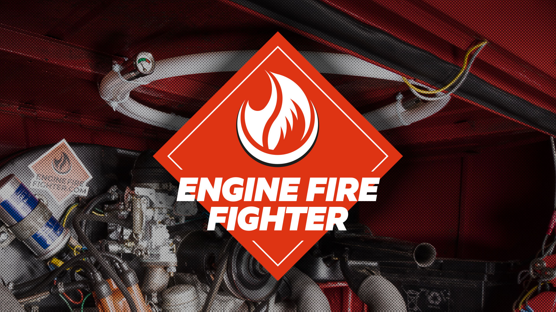 Just Kampers Engine Fire Fighter Demo