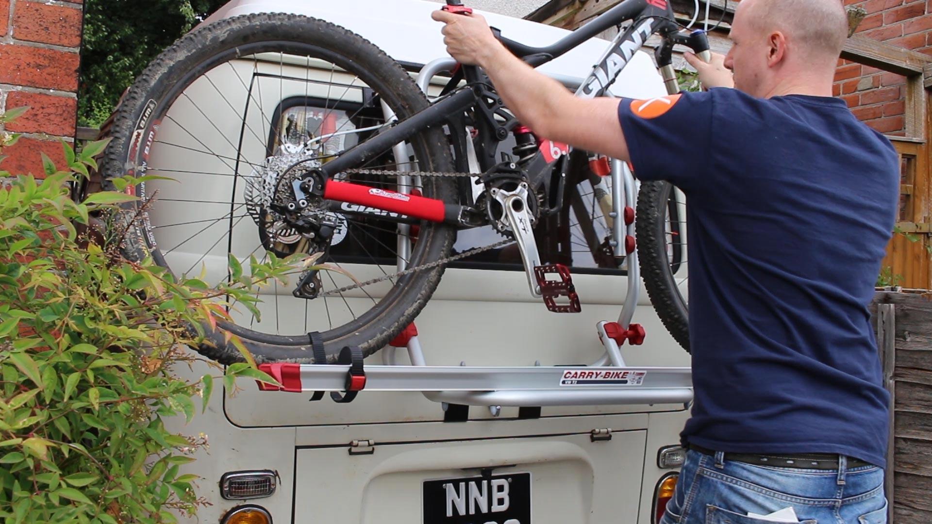 Fiamma T2 Bike Rack