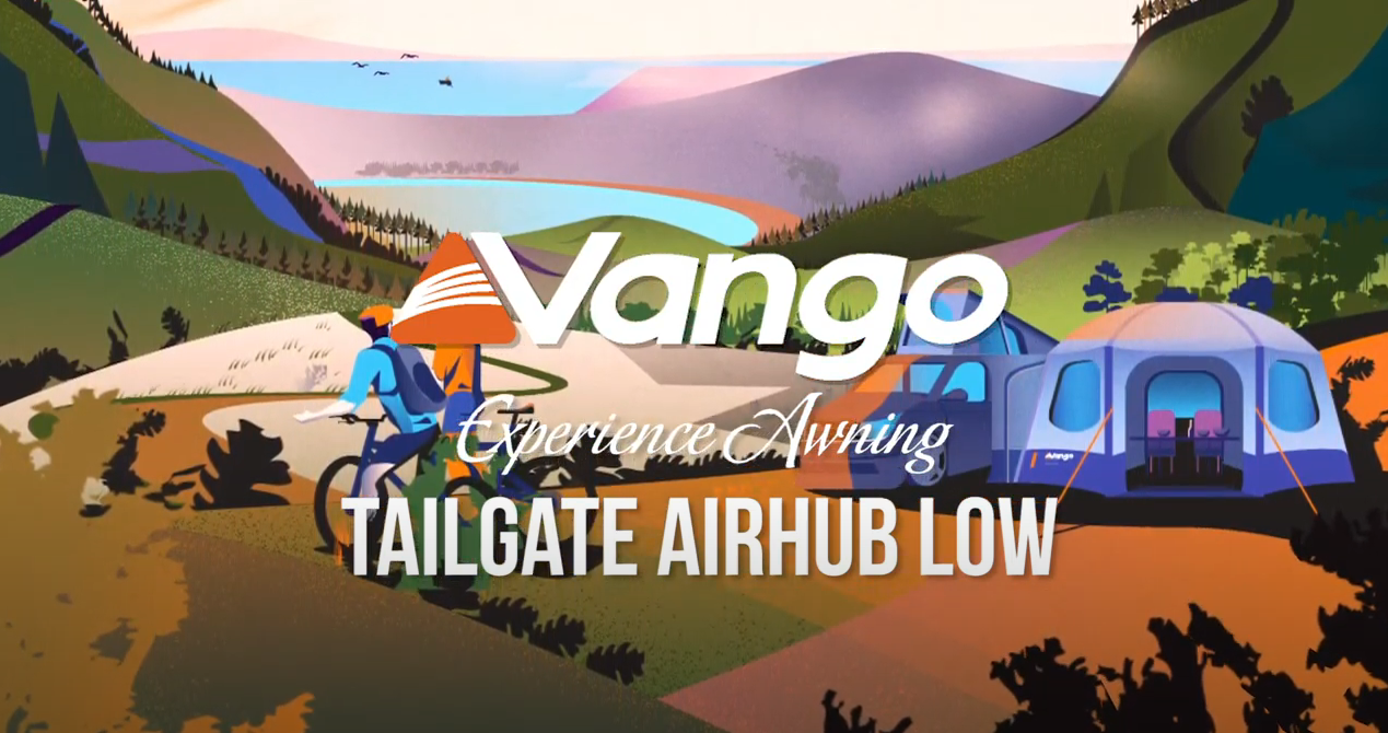 Vango Tailgate Hub Low Air Awning