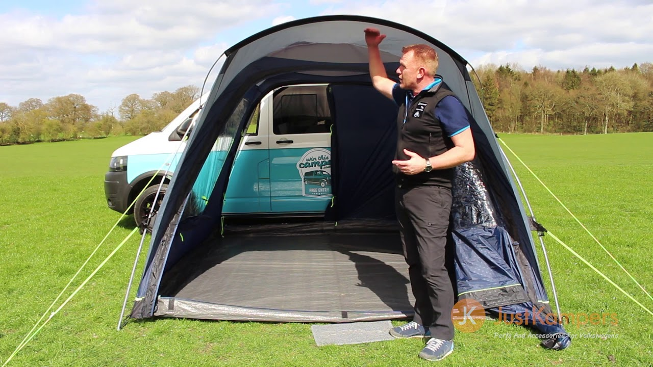 Outwell Milestone Pace Driveaway Awning - Part 2 (Features & Benefits)