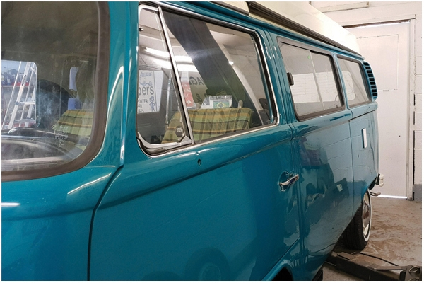 Just Kampers Insurance are Giving Away a VW T2 Bay! :: Just Kampers