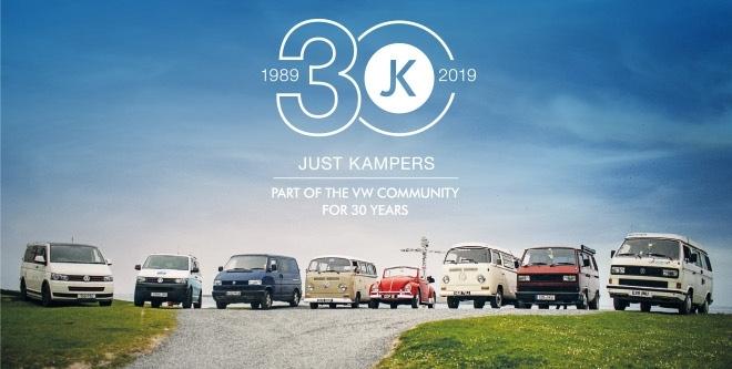 30 Years of Just Kampers
