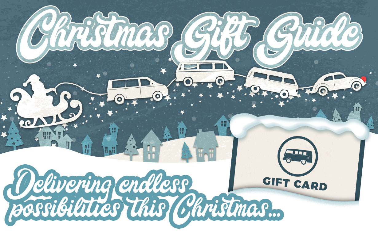 Just Kampers Christmas Gift Guide