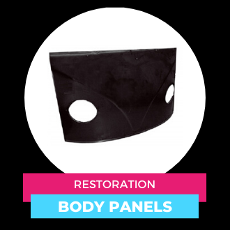 Top 40 - Restoration - Body Panels