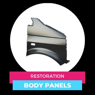 Top 40 - Restoration - Body Panels
