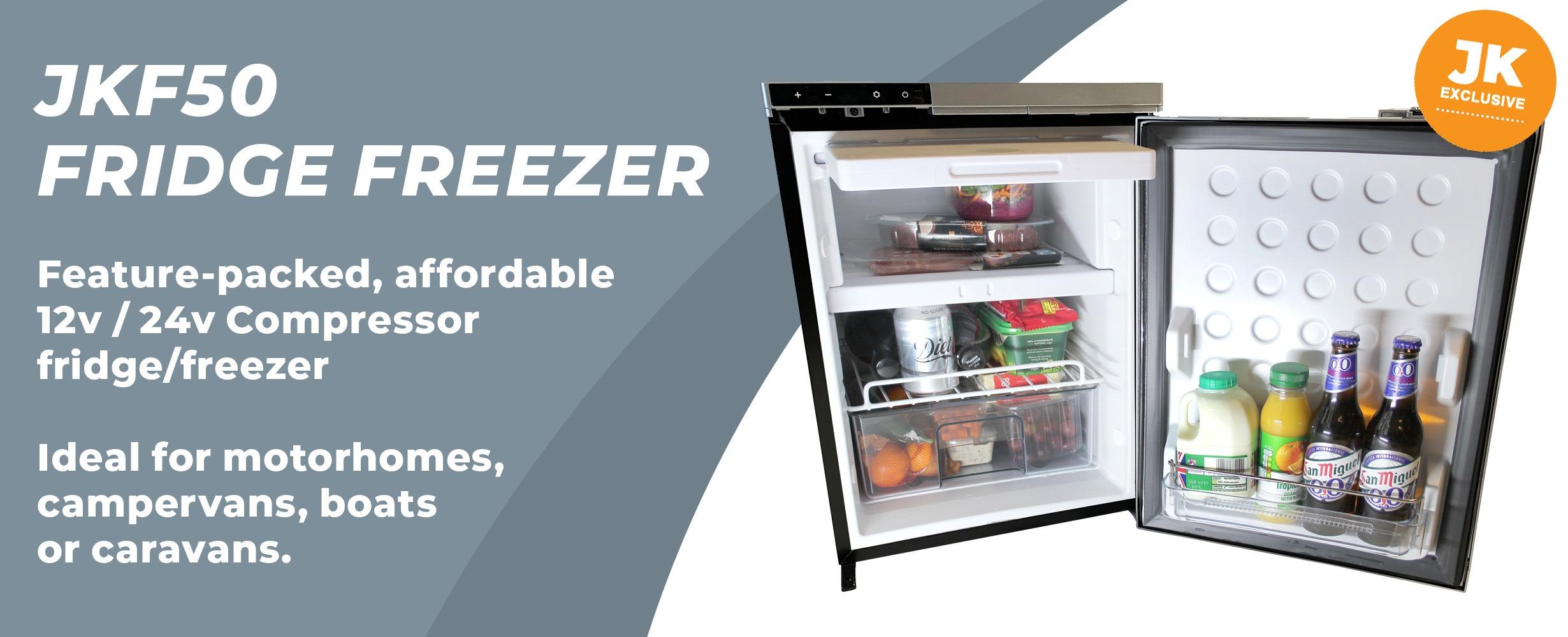JKF50 Fridge Freezer