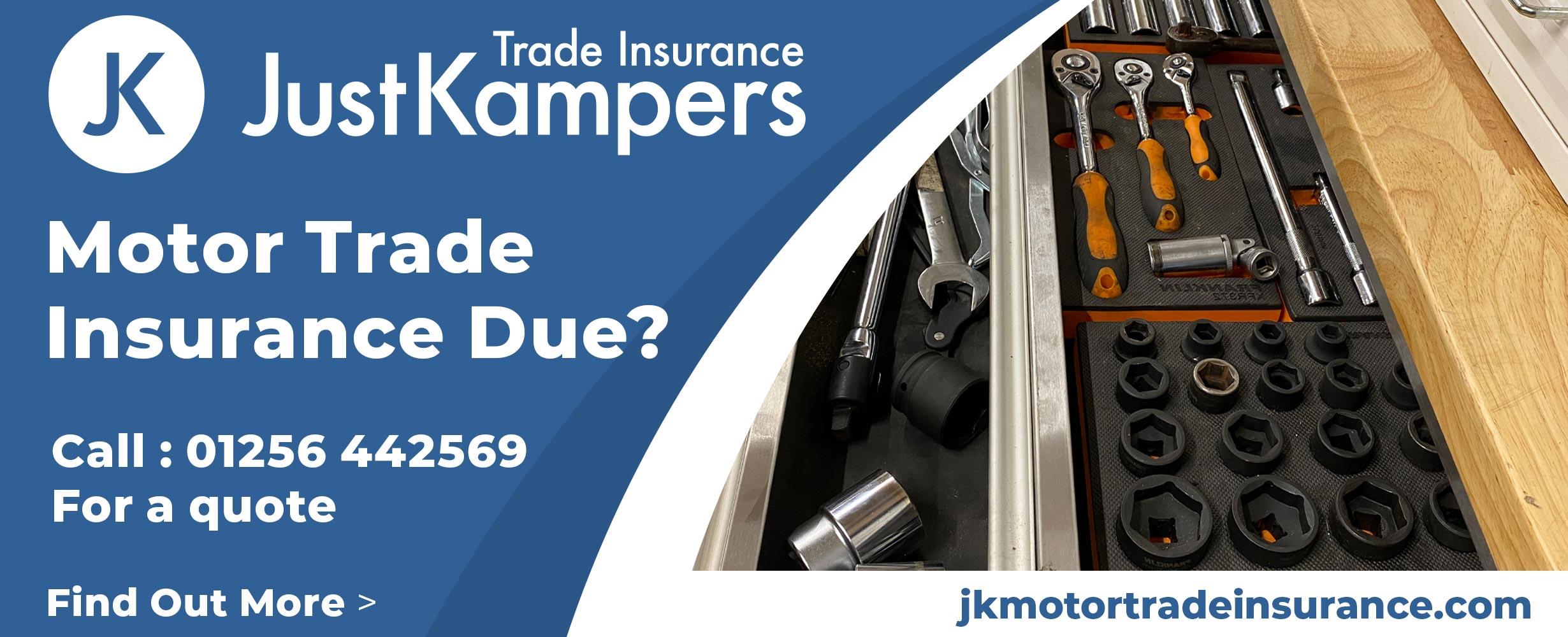 JK Motor Trade Insurance