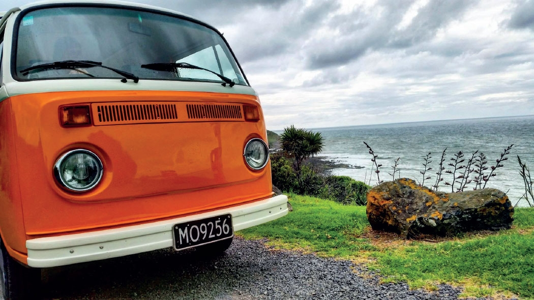 NZ Kombi Summer Tour