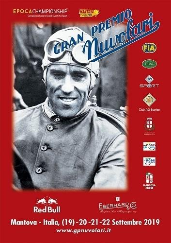 Tazio Nuvolari (Credit www.gpnuvolari.it)