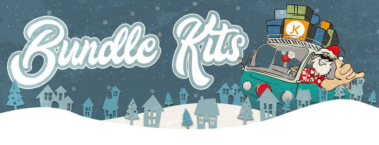 Just Kampers Christmas Bundle Kit Gift Guide