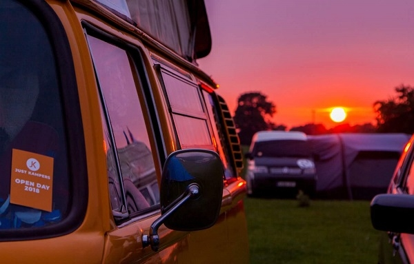 JK Open Day and Camping Weekender has become something of an institution