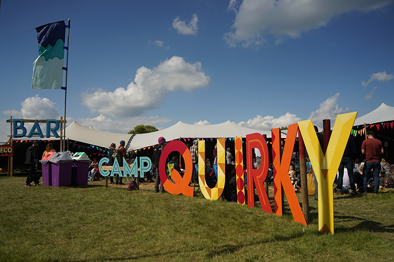 Quirky Camper Show 2020