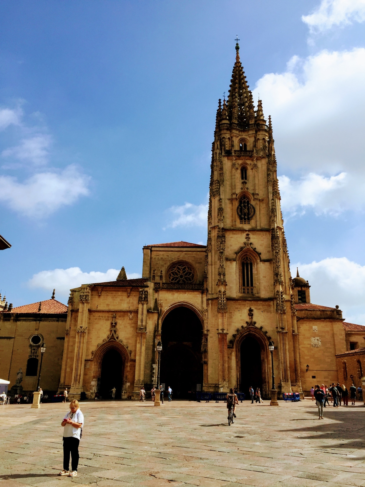 Oviedo Catherdral