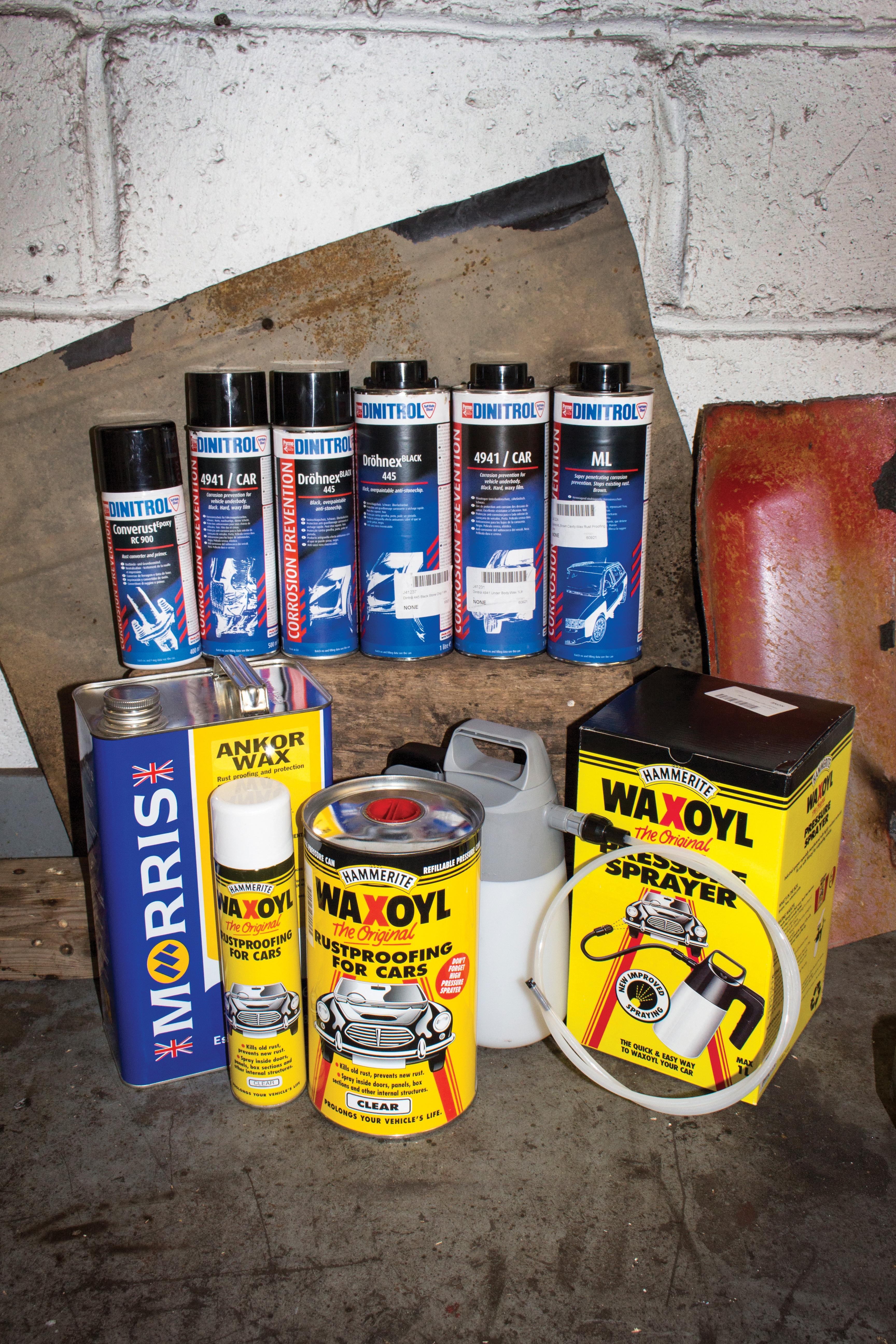 Rustproofing Your Classic VW