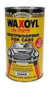 Waxoyl Rustproofing Refill (2.5Ltr)