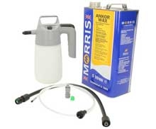 Ankor Wax Kit (5litre) With Pump