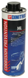 Dinitrol ML Brown Cavity Wax Rust Proofing 1L