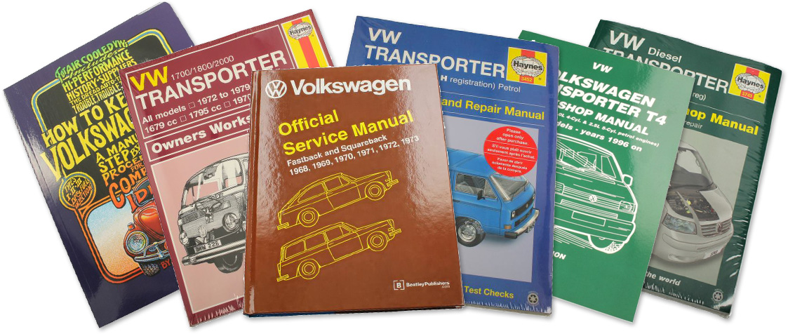 Workshop Manuals