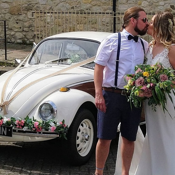Just Married: another happy couple