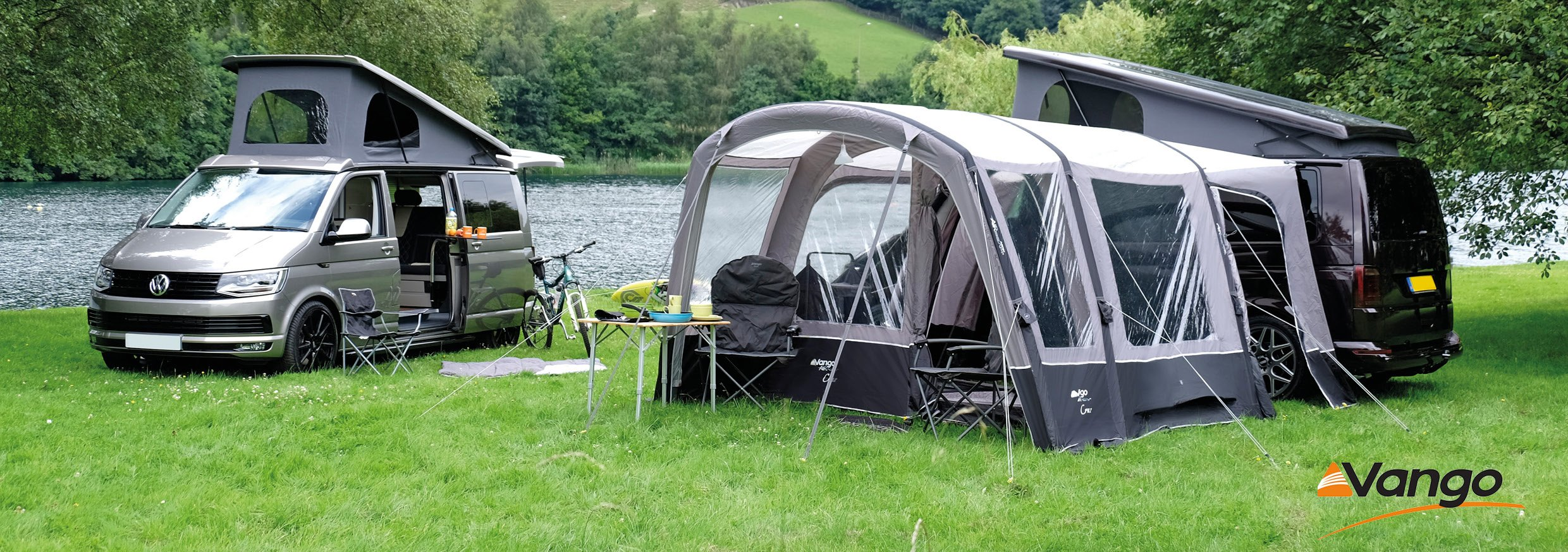 The Vango 2017 Awning Camping Accessories Range Just Kampers