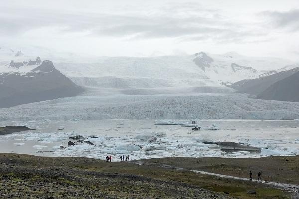 Lagoon Glacier