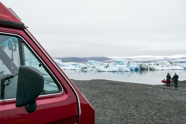 Van Glacier