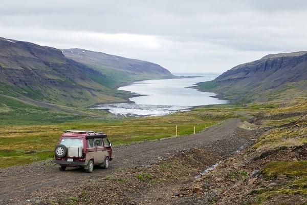 Gravel Fjord