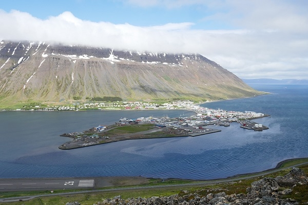 Town Fjord