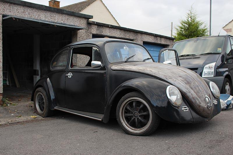 Meg Cave's Beetle