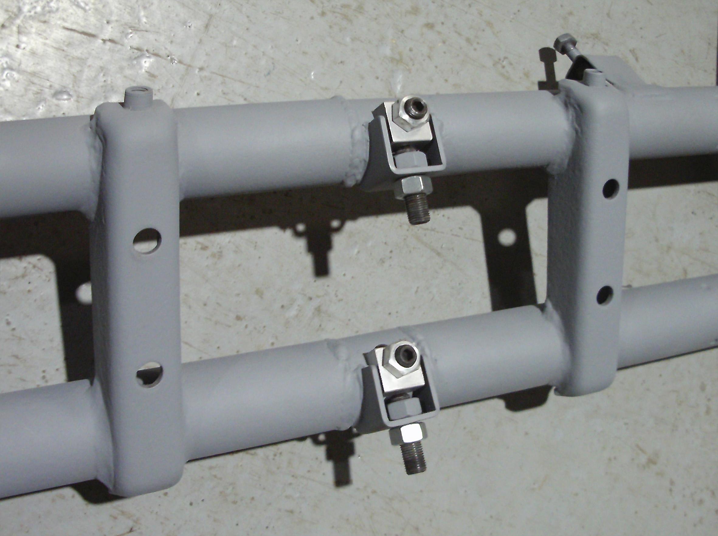 Axle adjusters