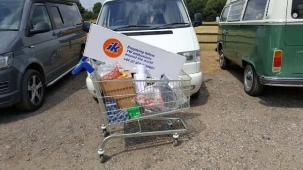 Supermarket sweep T4 style