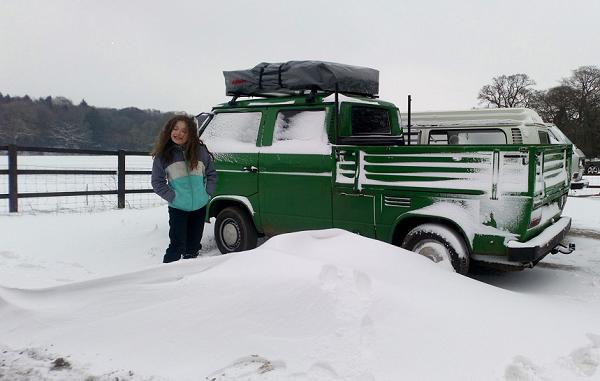 T25 snow day