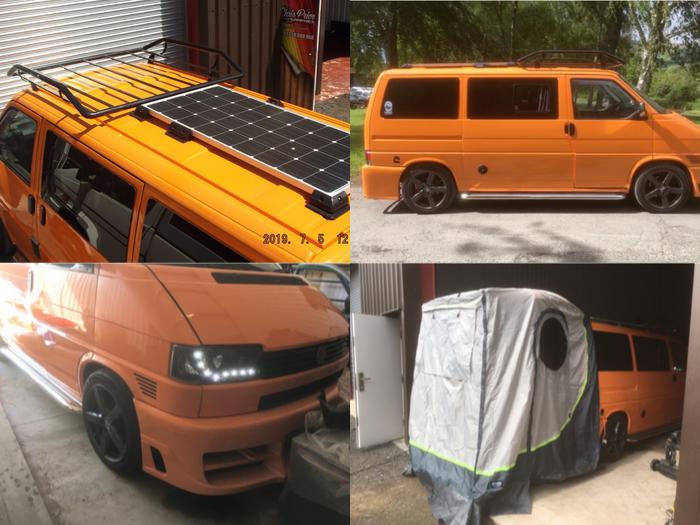 T4 Orange