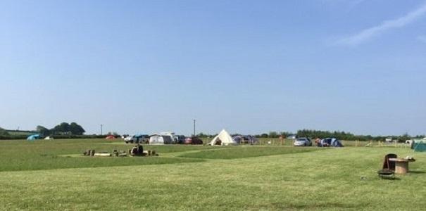 Bales Ash Campsite